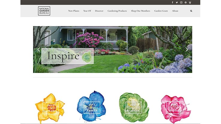 National Garden Bureau launches new website