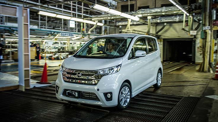 Nissan taking controlling stake in Mitsubishi