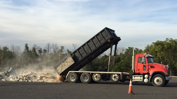 Virginia concrete recycling facility opens