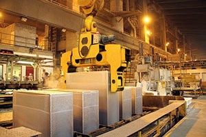Novelis Commissions Rolling Mill in Brazil