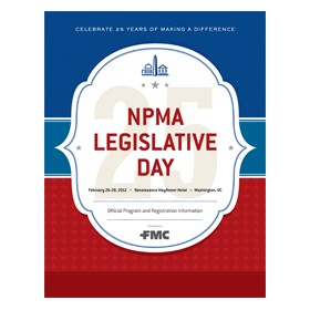 Impact the Future of Your Industry by Attending Legislative Day 2012