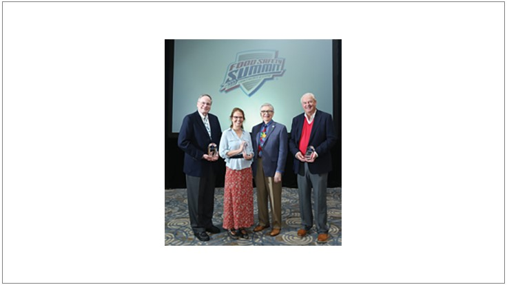 NSF International Presents 2017 Food Safety Leadership Awards