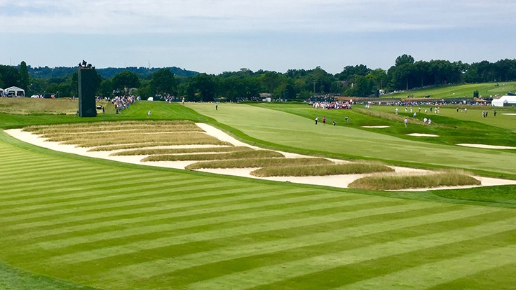 Images from Oakmont CC