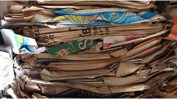 Corrugated packaging ups its recycled content percentage