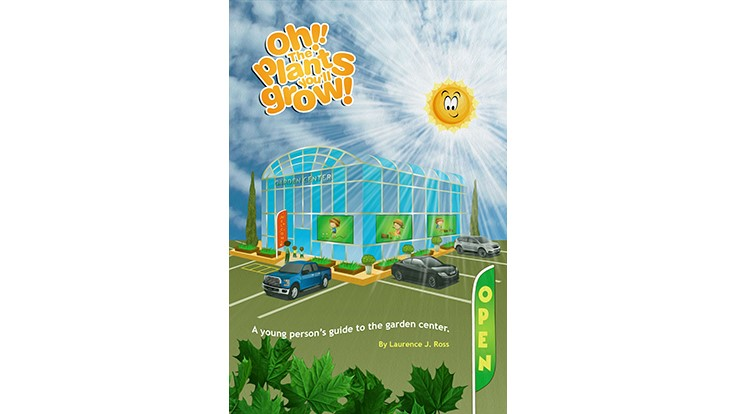 New children's book provides overview of garden center experience