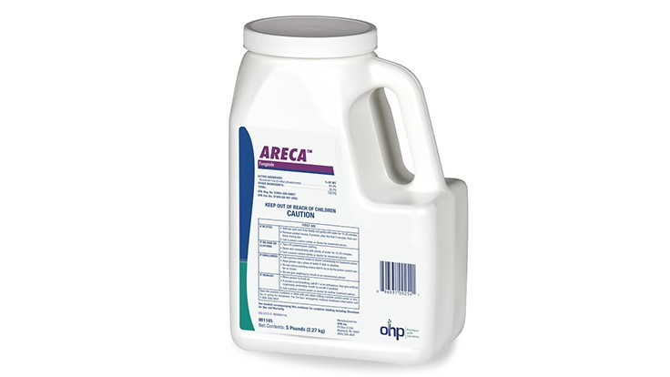 OHP launches Areca fungicide