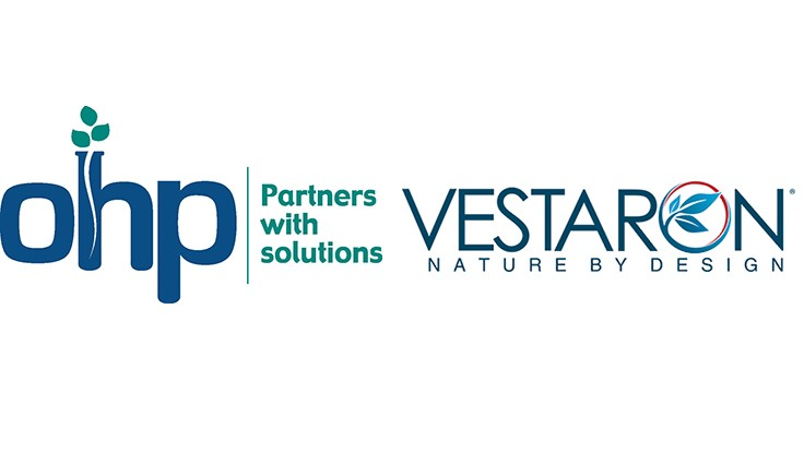 OHP partners with Vestaron, announces new product