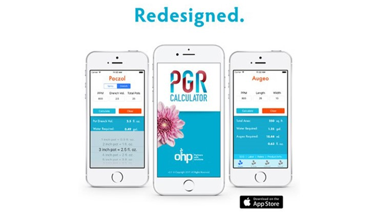 OHP releases PGR Calculator app