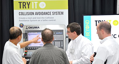 Hundreds Attend Okuma CNC Technology Showcase