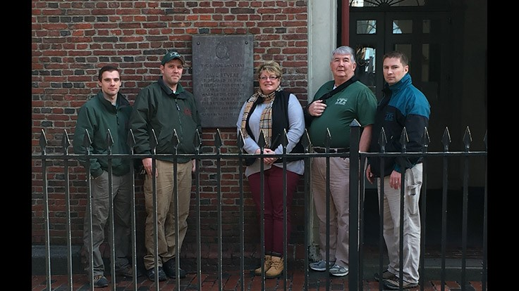 Yankee Pest Control Helps Protect Old North Church from Rodents