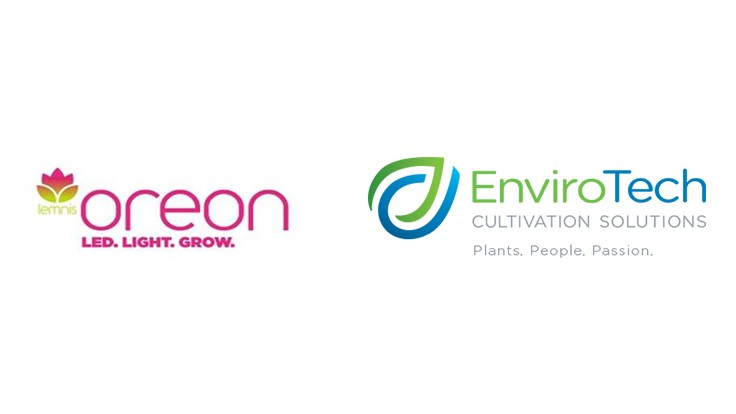 Lemnis Oreon and EnviroTech Cultivation Solutions form distribution agreement