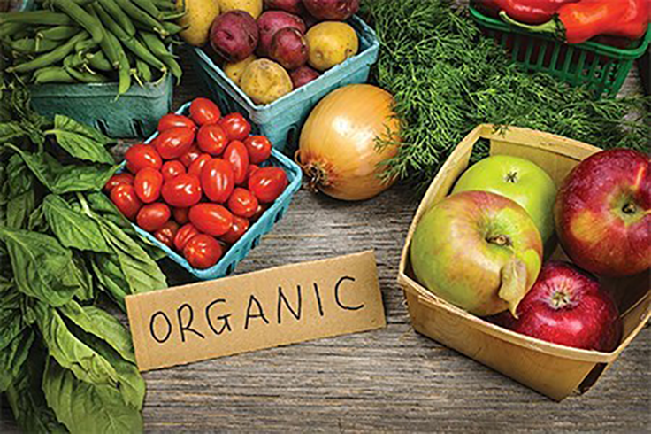 Americans are eating more organic food than ever