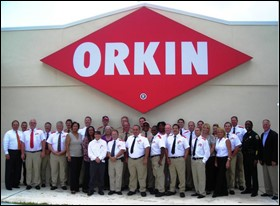 Orkin's Orlando Employees Move to New Location