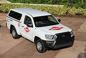 Orkin Replaces Ford Ranger