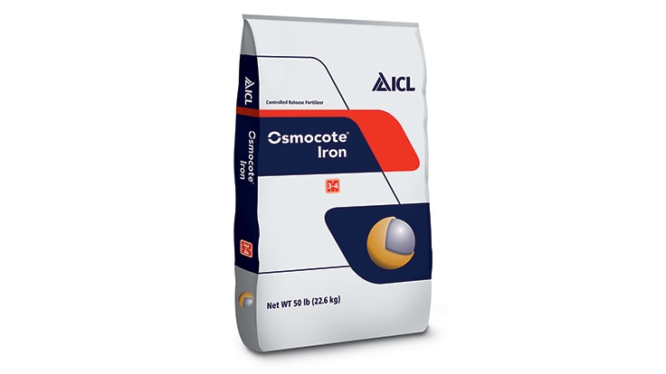ICL introduces Osmocote Iron