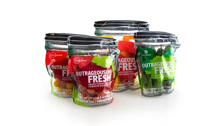 SunSelect, Divemex and Oppenheimer Group introduce 'Outrageously Fresh'