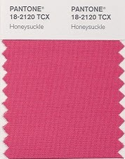 'Honeysuckle' is Pantone's 2011 Color of the Year