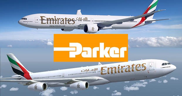 Parker Aerospace Signs Long Term Support Agreement With Emirates