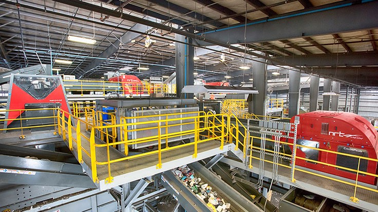 Pennsylvania MRF taps BHS to upgrade system