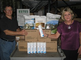 FMC and Estes Assist with People Helping People Donation
