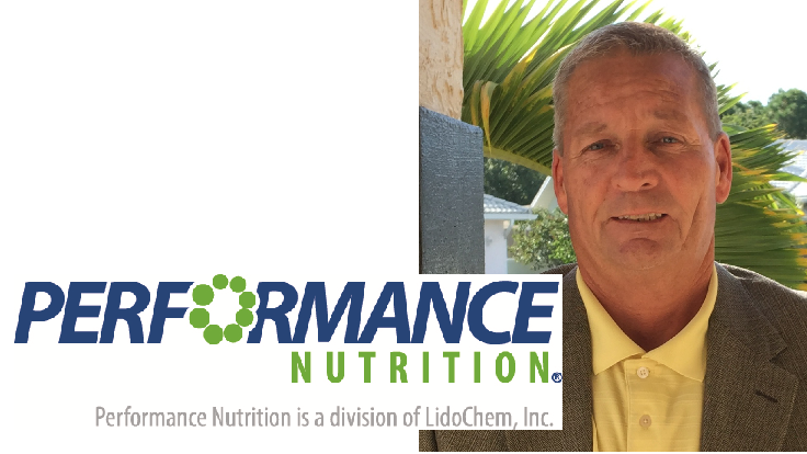 Performance Nutrition names Southeast territory manager