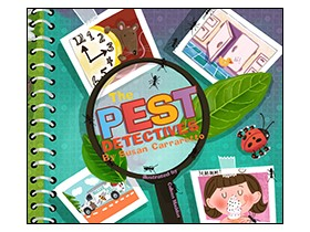 'The Pest Detectives' Hits Virtual Shelves