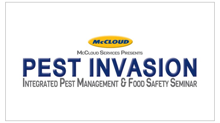 McCloud Services Sets Dates, Location for Annual Pest Invasion
