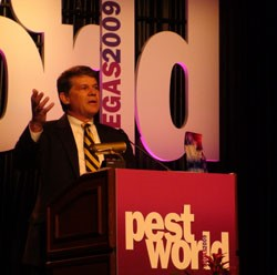 Attendees Show Up in Impressive Numbers for PestWorld 2009