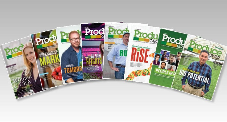 Revisit Produce Grower's 2017 cover stories