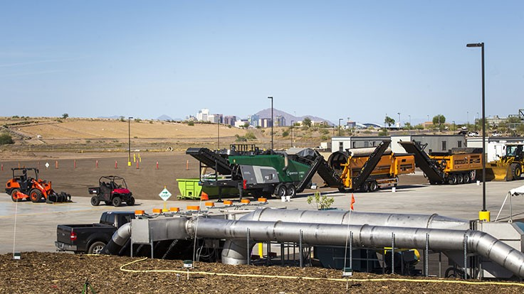Phoenix composting facility earns Envision Silver verification