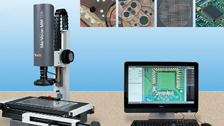 Best of 2016: Video measuring microscopes with image processing