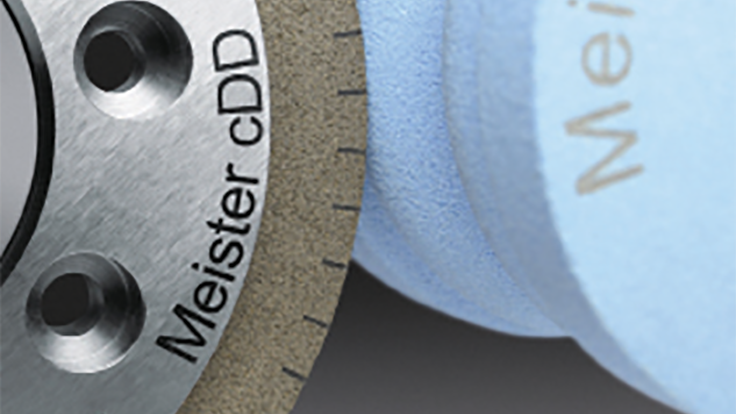 Best of 2016: cDD dressers certified to micro-precision tolerances