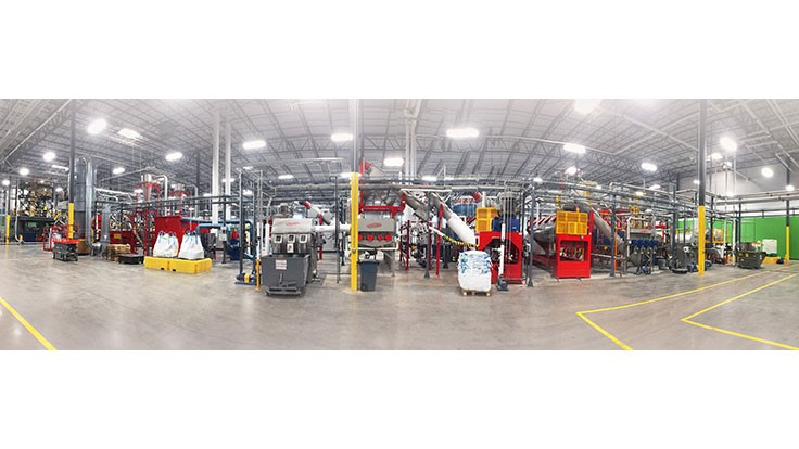 CarbonLITE's Dallas plant features equipment from Amut