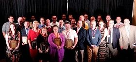Arrow Exterminators Celebrates Excellence with 2013 Pinnacle Club