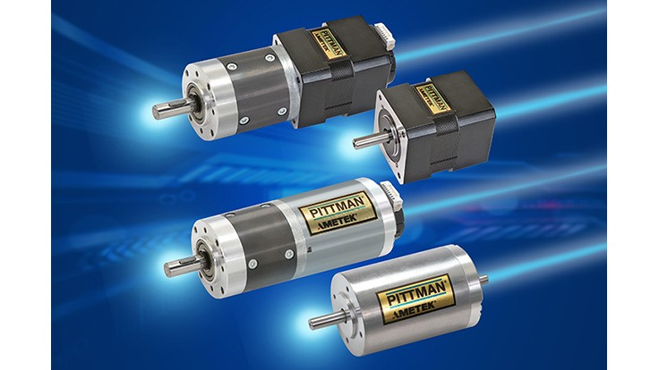 Pittman'32 brushless motors in e-commerce