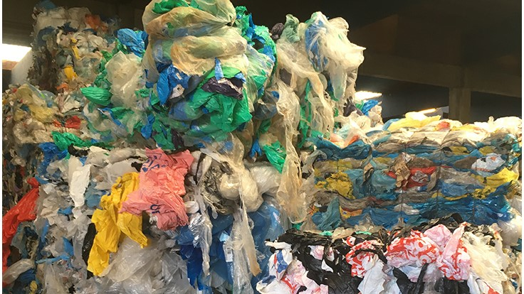 Groups vow to raise $150 million for plastic recycling
