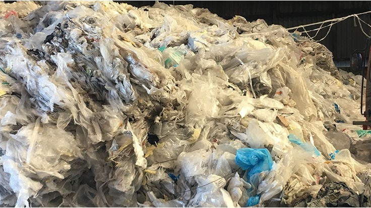 Plastics recycler points to shrinking market in China