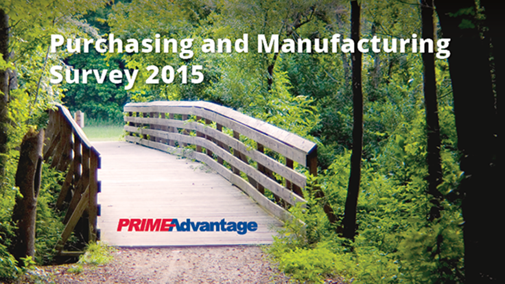 15th edition of annual Purchasing and Manufacturing Survey