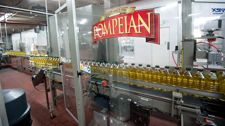 Throwback Thursday: Pompeian Olive Oil
