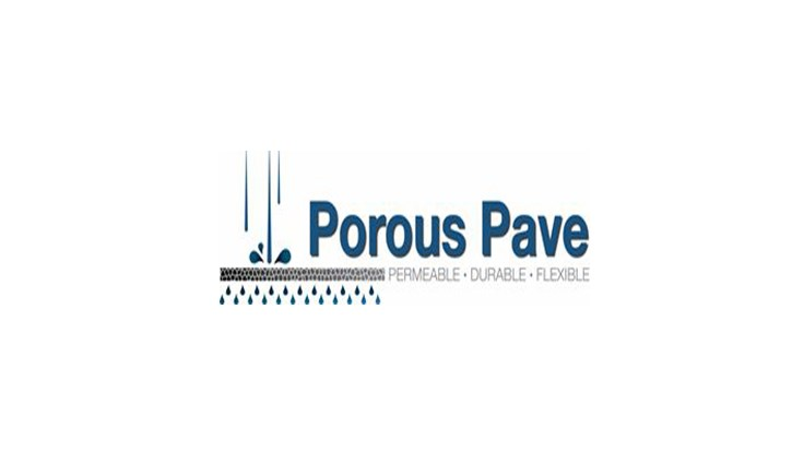 Porous Pave refines appearance, texture of permeable paving material