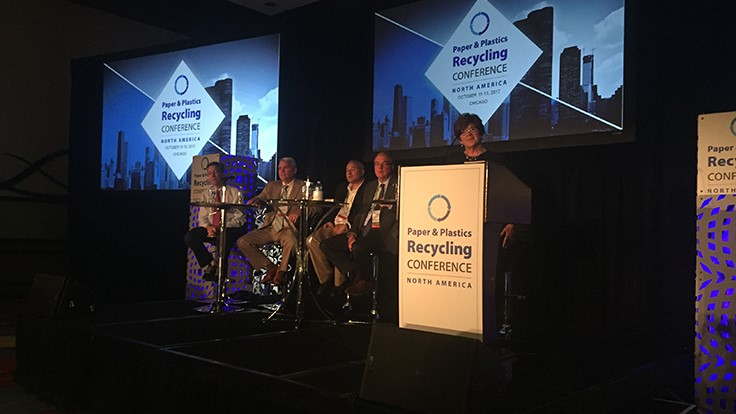 Paper & Plastics Recycling Conference 2017: The future of mixed paper