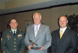 Department of Defense Presents Award to Dodson Pest Control