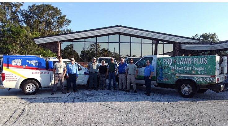 Bug Out Service Acquires Pro Lawn-Plus/All Seasons Pest Control