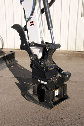 Plate Compactor Attachments