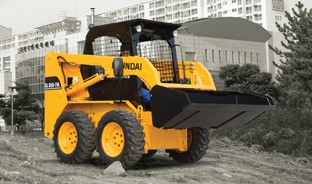 HSL850-7A and HSL650-7A Skid Steer Loaders