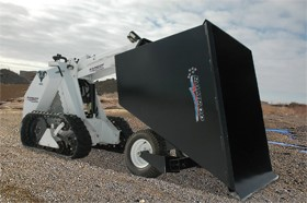 Large Capacity Dumper Bucket