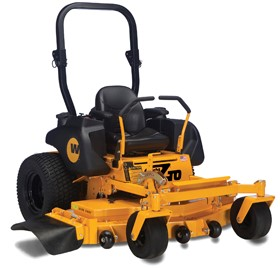 Mid-Mount Zero-Turn Mower