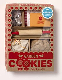 Garden Cookies: Make & Grow Kits