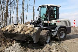 TL80 Compact Wheel Loader
