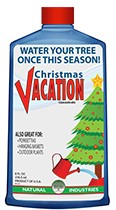 Christmas Vacation tree preservative